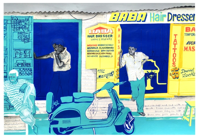 Baba Hairdresser and others